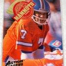 John Elway Action Packed Football Mammoth Card MM6 Factory Sealed 1994 Denver Broncos #2267 + Milk