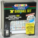 Toys R Us 1993 Baseball Set Topps Stadium Club Cards Young Future Rookie Stars Master Photos Sealed