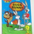 Bugs Bunny Heart Throbs PVC Figurine Tyco 57302 Looney Tunes Warner Bros 1994 Sealed on Card