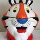 Kellogg's Tony the Tiger Head Ceramic Cookie Treat Jar Houston Harvest Gifts 2002