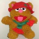 McDonald's Baby Fozzie Bear 8 Inch Plush 1987 Muppets Jim Henson