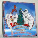 Rudolph & the Island of Misfit Toys Cookies For Santa Plate Ceramic NIP