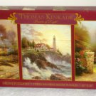 Thomas Kinkade Deluxe Jigsaw Puzzle Lot 3 in 1 Sets 3622-2 3602-1 3632-4 700 550 500 100 Piece Ceaco
