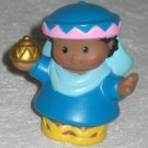 Replacement Blue Wise Man Fisher Price Little People Christmas Story Nativity 2005