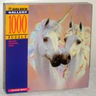 Unicorn Magic 1000 Piece Jigsaw Puzzle Golden Gallery 5650-D Fantasy  Factory Sealed