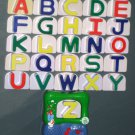 LeapFrog Fridge Phonics Upper Case Letter Complete Set + Unit ABC Alphabet Leap Frog Magnetic 20305