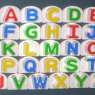 LeapFrog Fridge Phonics Upper Case Letter Complete Set ABC Alphabet Leap Frog Magnetic