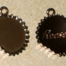 Hershey's Chocolate Items Lot Reese's Peanut Butter Cup Charms Earrings Ear Rings Bears Ornament