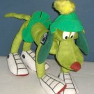 Marvin the Martian Commander K-9 K9 Space Dog Plush Lot Toys Figures Stuffed Animals Looney Tunes