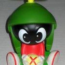 Baby Marvin the Martian Plastic Squeak Toy Figure Spinning Propeller Looney Tunes Warner Bros 1998