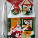 Looney Tunes Russell Stover Candy Kitchen House Coin Money Bank Taz Tweety Elmer Fudd Road Runner