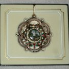 2005 White House Christmas Ornament James Garfield 20th President WHHA NIB with Booklet