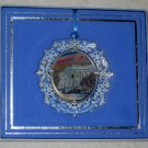 2009 White House Christmas Ornament Grover Cleveland 22nd 24th President WHHA NIB with Booklet