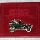 2012 White House Christmas Ornament William Howard Taft 27th President WHHA NIB with Booklet