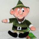 Boss Elf 10 Inch Plush Bean Bag Rudolph Island Misfit Toys Stuffins 1999 NWT CVS Stuffed Toy