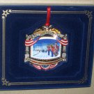 2010 White House Christmas Ornament William McKinley 25th President WHHA NIB with Booklet