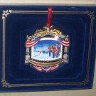 2010 White House Christmas Ornament William McKinley 25th President WHHA NIB with Booklet