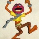 Animal 3 3/4 Inch PVC Plastic Figure Muppets Sesame Street Jim Henson