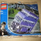 LEGO 4695 Purple MdLilac Mini Knight Bus Harry Potter and Prisoner of Azkaban Promo New Sealed Bag