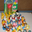 Walking Wind Up Toy Lot Tomy Animal Marching Band Snoopy Woodstock Robots Troll Cabbage Patch