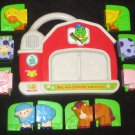 LeapFrog Fridge Farm English Spanish Barn Complete 80018 Animals Pig Cow Duck Horse Sheep Leap Frog
