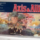 Axis & Allies Board Game Spring 1942 The World At War Gamemaster Series Milton Bradley 4423