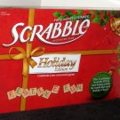 Scrabble Holiday Edition Crossword Game USAopoly 2011 NIB New Sealed