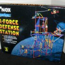 K'NEX KNEX HyperSpace K-Force Defense Station Building Set 13122 770 Pieces Factory Sealed