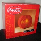 Coca-Cola Solar Powered Garden Light Coke Lamp Decorative Silk Road Gifts Contour Bottle