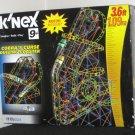 K'NEX Knex Cobra's Curse Dueling Coaster Building Set Sidewinder 1113 Parts Motor 51023 Complete
