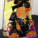 Costume Crazy Scooby Doo Animated Singing Plush Figure Mask Halloween Gemmy Battery Operated