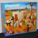 Playmobil 4246 Egyptian Tomb with Treasure 100% Complete Geobra Klicky