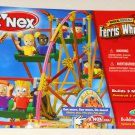 K'Nex Knex Musical Ferris Wheel 15137 Building Instruction Booklet Manual