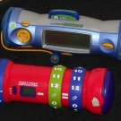 LeapFrog Leap Frog Turbo Extreme + Grade 1 Cartrtidge Twist Shout Subtraction Electronic Handheld