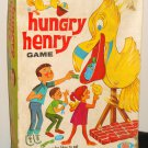 Vintage 1969 Hungry Henry Game Ideal Toy Corp 2118-8 Pelican