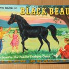 Vintage 1958 Black Beauty Board Game Transogram 3812 Complete Horse