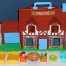 Fisher Price Little People Play Family House Playset 952 1987 1988