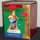 John Denver Musical Carlton Heirloom Collection Christmas Ornament 96 Annie's Song 2004 3rd Series