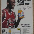 Sports Athlete Promoted Coupon Inserts Original Newspaper Ads Michael Jordan Nolan Ryan Montana