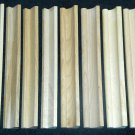 30 Natural Wood Scrabble Replacement Tile Racks Wooden Crafts Scrapbooking Selchow Righter