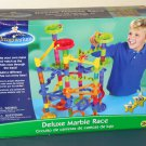 Imaginarium Deluxe Marble Race Playset 9320 100 Parts Pieces EUC