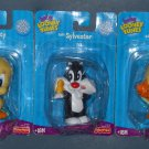 Baby Looney Tunes Plastic PVC Toy Figure Lot Tweety Sylvester Fisher Price B9866 NIP