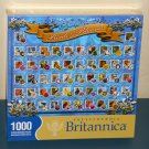 Birds & Blooms 1000 Piece Jigsaw Puzzle Springbok 1JIG10564 NIB Sealed Encyclopedia Britannica