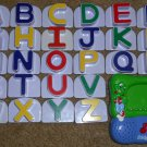 LeapFrog Fridge Phonics Upper Case Letter Complete Set + Unit Alphabet Leap Frog Magnetic 20305