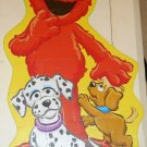 Sesame Street Elmo Big Like Me 25 Piece Foam Floor Jigsaw Puzzle 3 Feet High