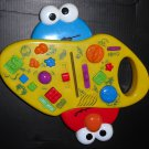 Sesame Street Giggle Sound Station Surprise Elmo Cookie Monster B9029 Electronic