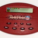 NFL Electronic Handheld Trivial Pursuit Travel Game Football Hasbro 1998 National Football League