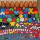 Mr Potato Head Parts Lot Patriotic Uncle Sam Disney Animals Storage Hats Eyes Noses Heads Mouths