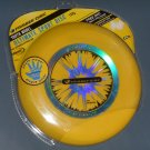Ultimate Jr Junior Frisbee Flying Sport Disc Disk Yellow 130g 130 Gram Youth Wham-O NIP UPA Approved