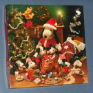 Springbok 500 Piece Jigsaw Puzzle A Snoopy Christmas PZL2426 Woodstock Peanuts Gang Complete
